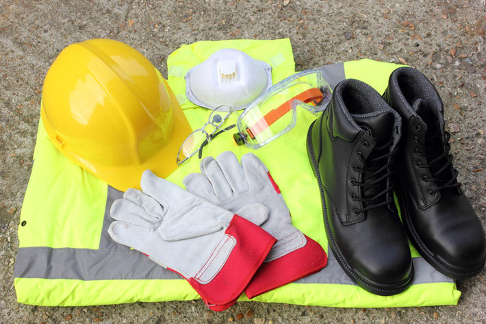 安全衛生保護具/個人用保護具(PPE)