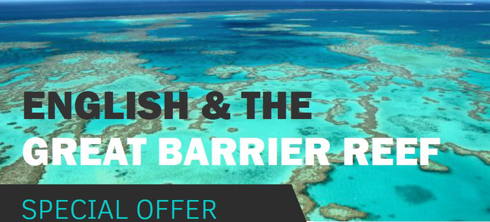 SACE GBR Whitsundays - English & The Great Barrier Reef