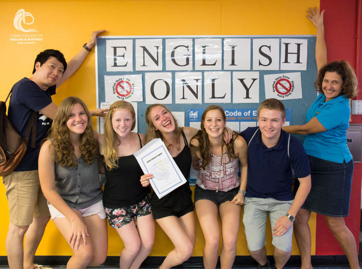 Cairns College of English & Business - General English