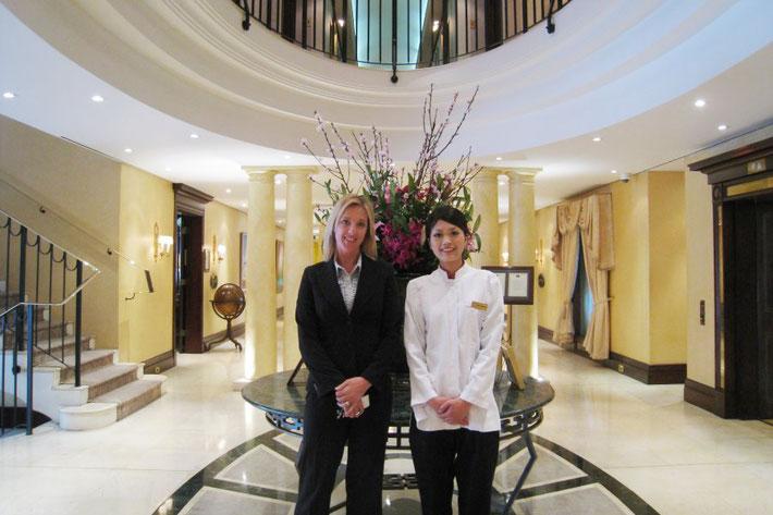 SELC 英語+インターンシップ(ホテル)