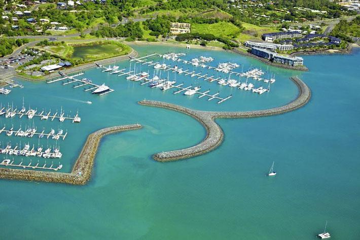 Airlie Beach Aerial