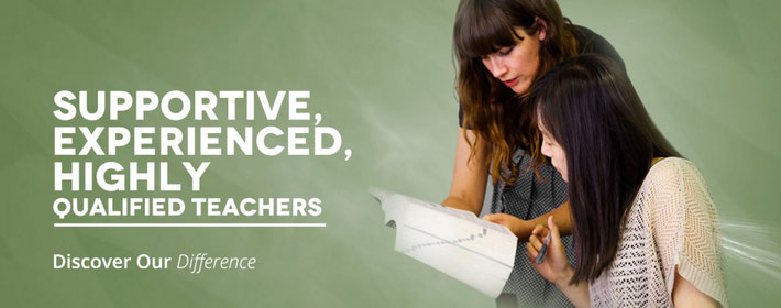 Discover English - Supportive, Experienced, Highly Qualified Teachers