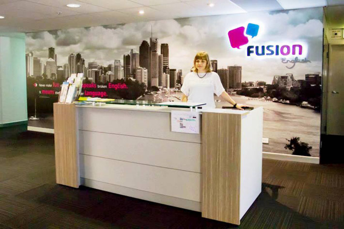 Fusion English Brisbane Campus