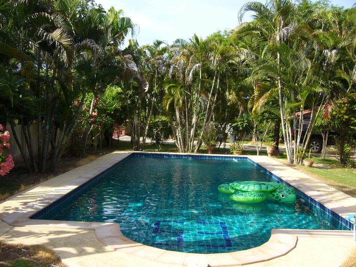 Bienvenue au paradis aux portes de ko samet site de for Piscine a debordement thailande