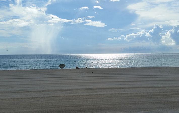 Un matin de septembre à Miami Beach