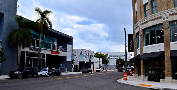 École de design et d'architecture / Institut d'art contemporain de Miami.