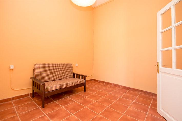 2. Schlafzimmer - Zugang von der Diele