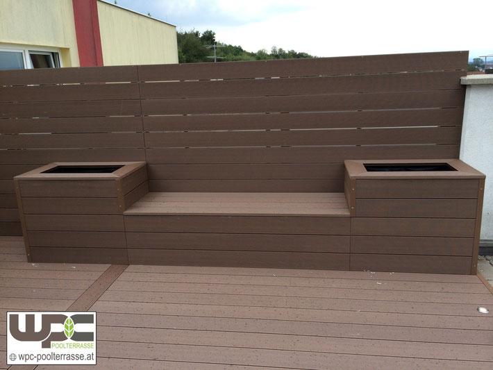 balkon sichtschutz grau garten eden. Black Bedroom Furniture Sets. Home Design Ideas