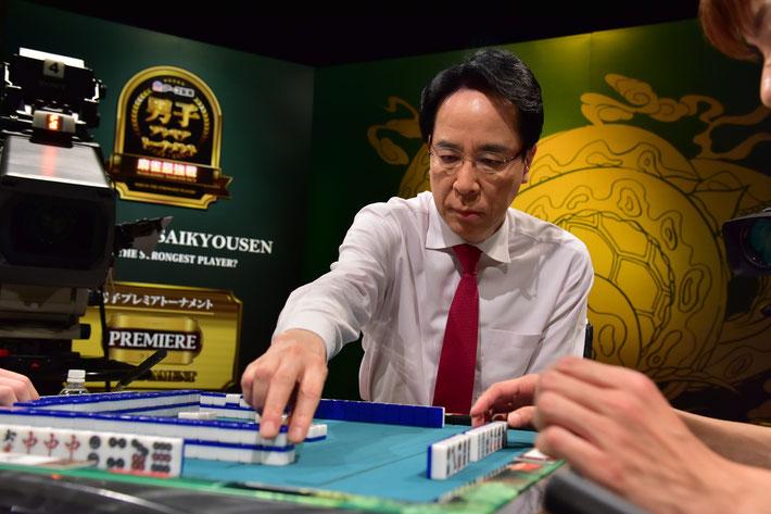 「予選で負けたら引退を考えてる」と語った土田浩翔だが・・・予選敗退(涙)。