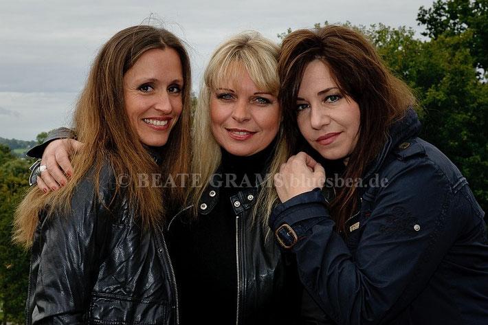 vlnr: Britta Erchinger, Christiane Eiben, Annette Steinkamp.
