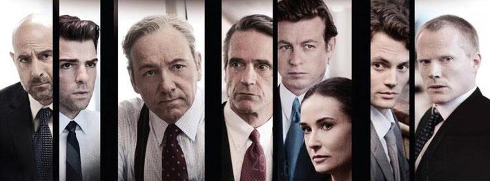 Margin Call: A superb drama with an impressive cast