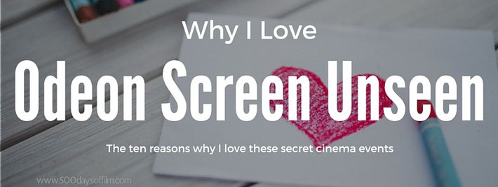 Screen Unseen Events Are Also Included In The Limitless Membership. Click Here For More About These Screenings