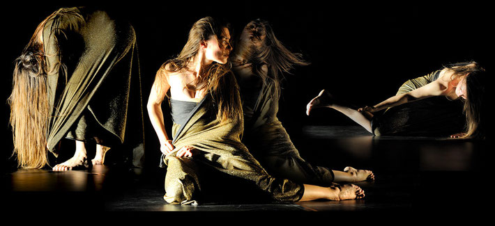 Susanne Linke Orient Okzident revival 2010 Armelle H van Eecloo photomontage Heidemarie Franz