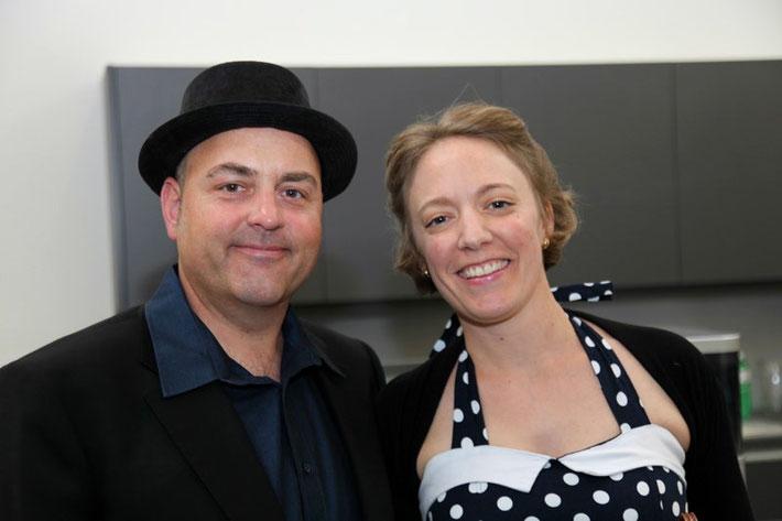 Franziska und Martin Perini