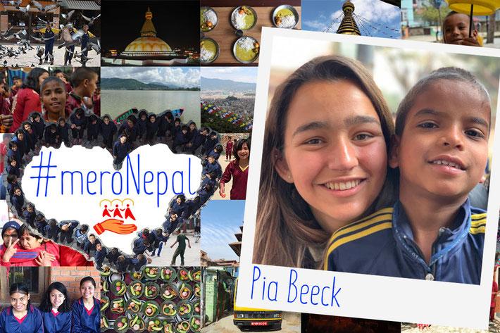 Pia Beeck #meroNepal