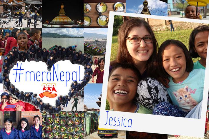 Jessica #meroNepal