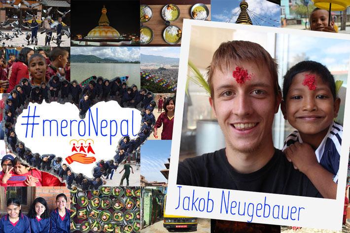 Jakob Neugebauer #meroNepal