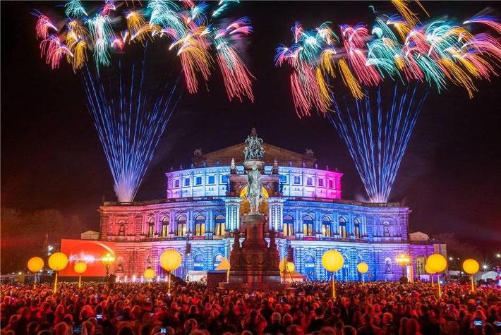 Liveübertragung Dresden
