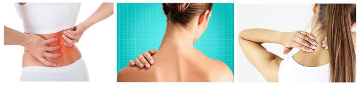 腰痛・肩こり・首や背中のこり・・・早めの対処が肝心です。