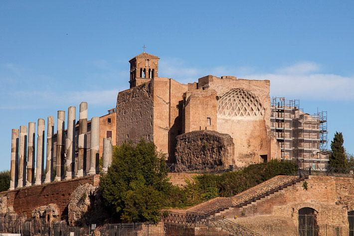 Tempel der Venus und der Roma