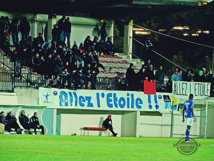 Freijus Saint-Raphael vs. RC Strasbourg Groundhopping