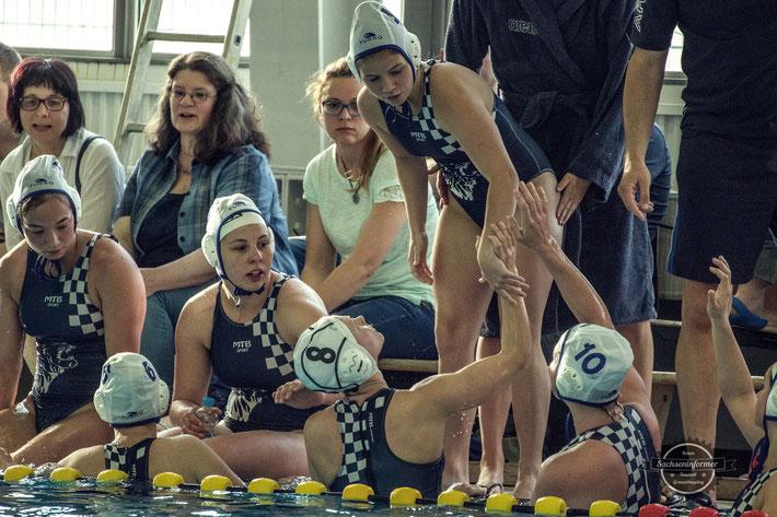 Black Pearls Chemnitz - Wasserball DWL