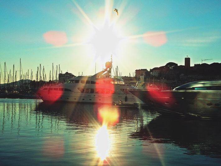 Groundhopping - Côte d'Azur - Cannes - Hafen - Frankreich