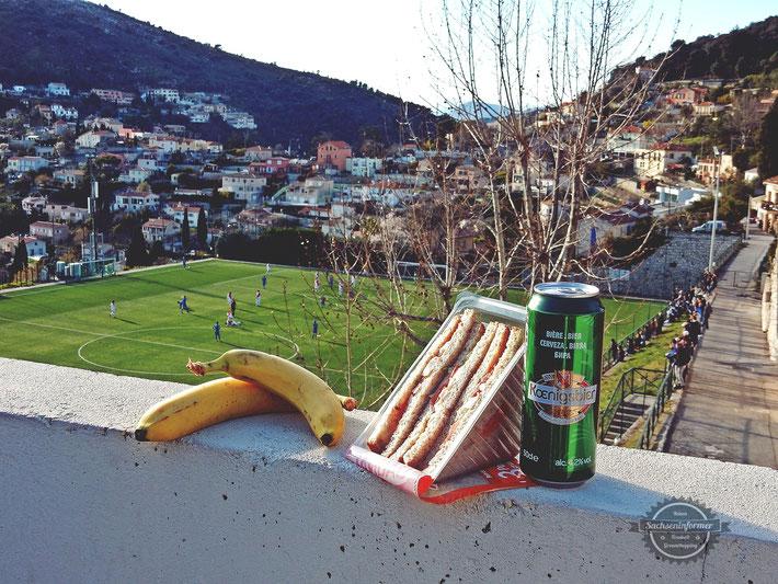 AS Monaco vs. Mougins Cote DAzur, Stade Jean Favre