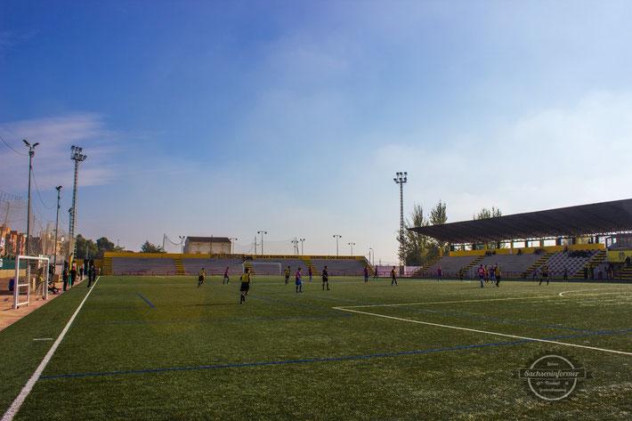 """05.12.15 Spanien Estadio """"Gerardo Salvador"""" Paterna C.F. vs. Levante U.D."""