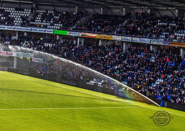 Heracles Almelo vs. Roda JC Kerkrade - Polman Stadion