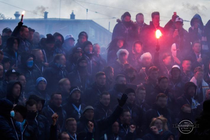 Chemnitzer FC - Derby im Schacht