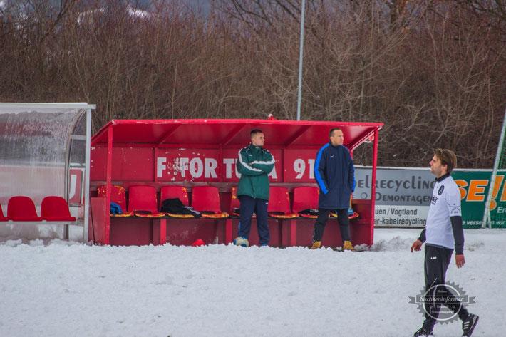 VFC Plauen SpuBC Plauen Sportplatz Chrieschwitzer Hang