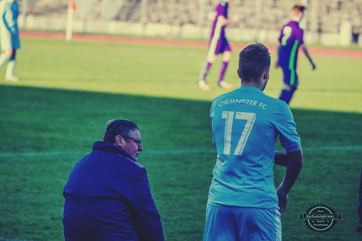 Chemnitzer FC - Sportforum Chemnitz