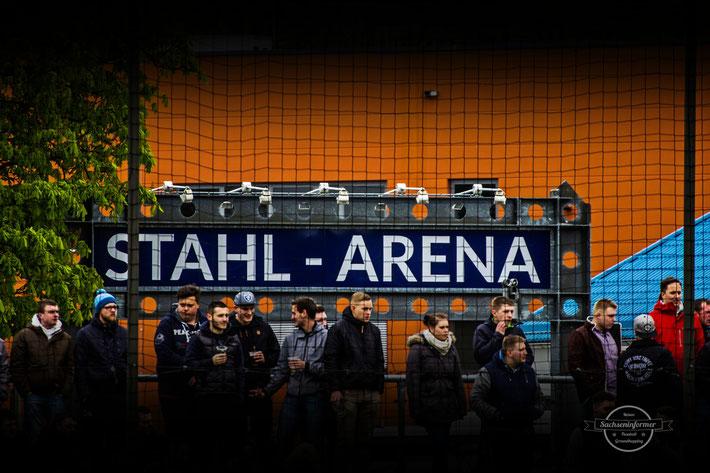 BSG Stahl Riesa - Stahl Arena