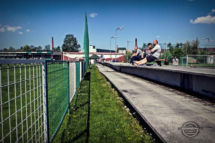 FC Olympia Hradec Králové - Areal FC Olympia v Kuklenach