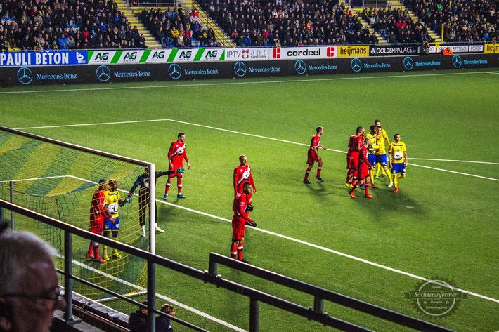 Sint-Truidense Oud Heverlee Leuven Stayen Jupiler League