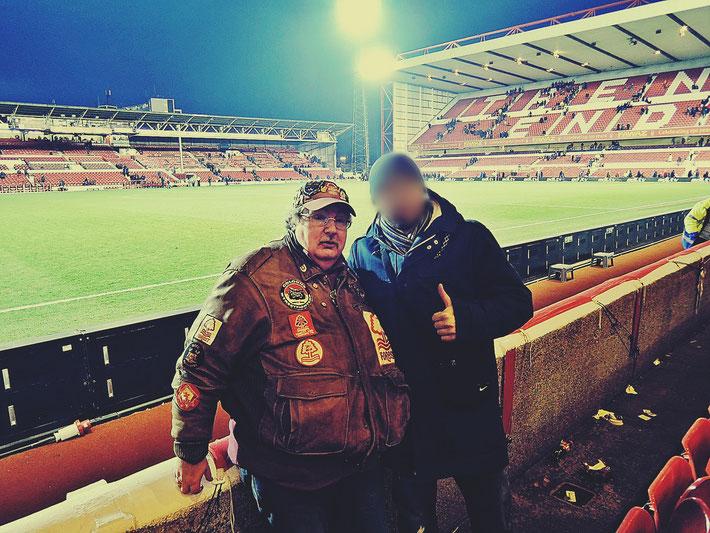 Ebby Nottingham Forest FC vs. Bolton Wanderers FC City Ground