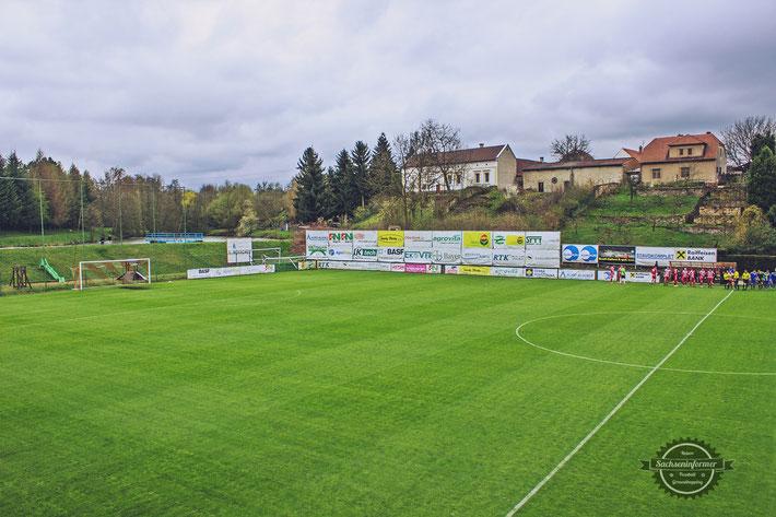 SK Zápy - Stadion Zápy