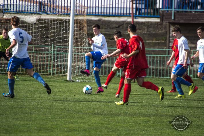 SK Ervěnice Jirkov - Městský stadion Jirkov