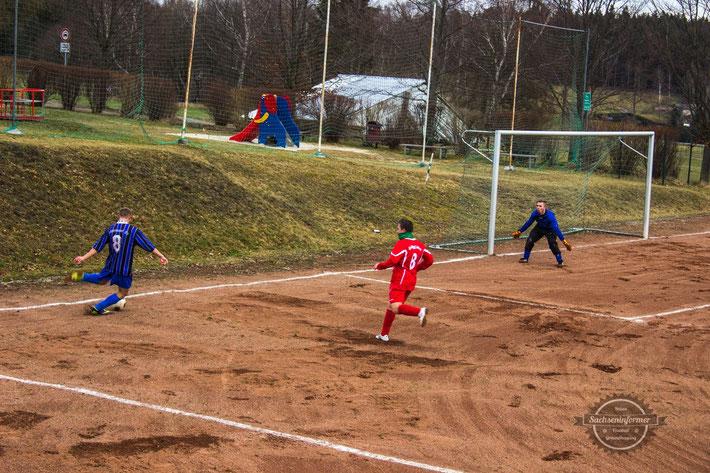 SV Blau-Weiß Albernau vs. SpVgg Zobes - Sportplatz Albernau
