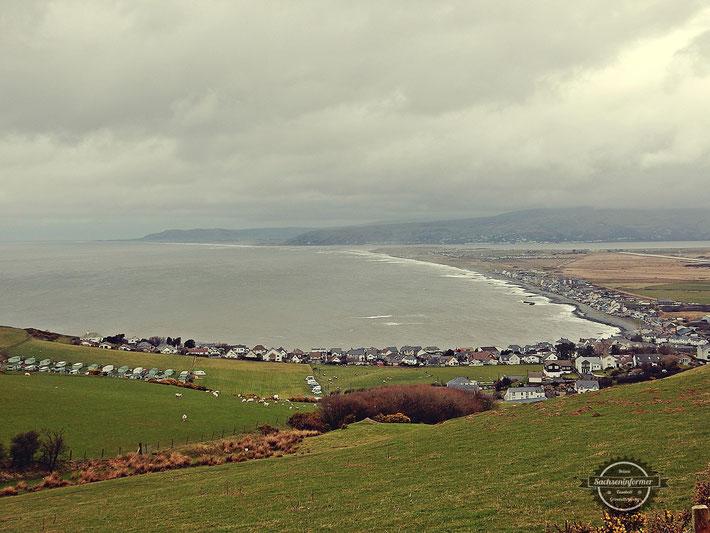 Sightseeing Aberystwyth