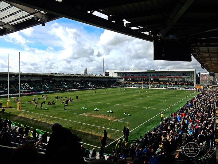 Northampton Saints vs. Harlequins - Franklin´s Gardens
