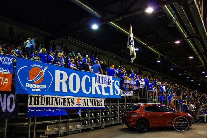 Chemnitz99 X-Mas Game Niners Chemnitz Rockets Gotha Arena
