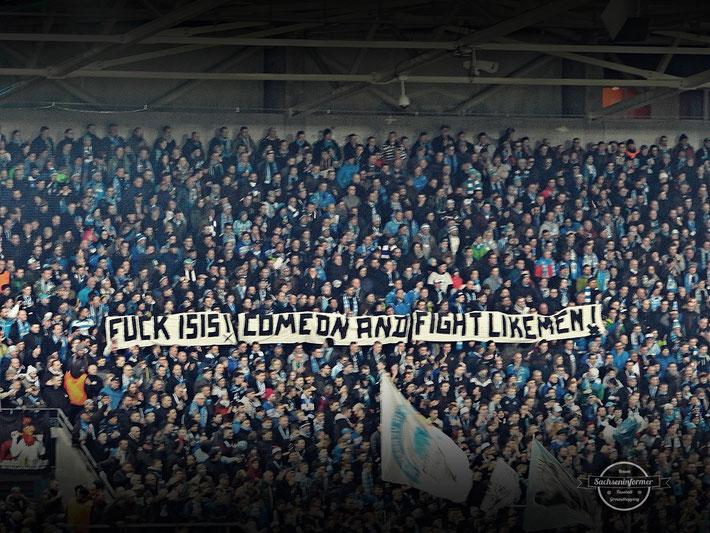 Chemnitzer FC vs. FC Energie Cottbus - Stadion an der Gellertstraße