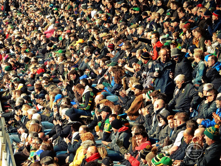 Northampton Saints vs. Harlequins - Franklin´s Gardens