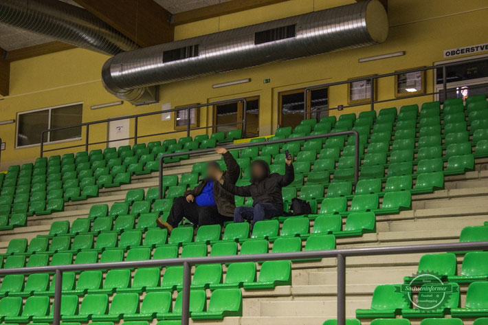 Groundhopping - Zimní stadion Cheb - HC Auta Auta Cheb vs. IHT Brimstones Cheb