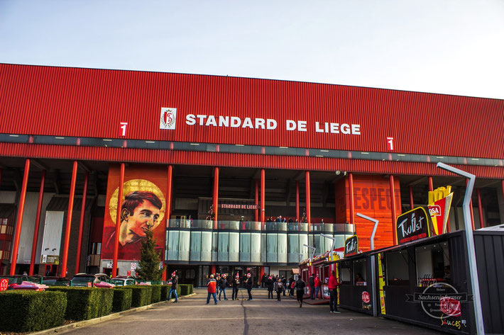 Royal Standard Club de Liège vs. Royal Mouscron-Péruwelz Stade Maurice Dufrasne Jupiler League