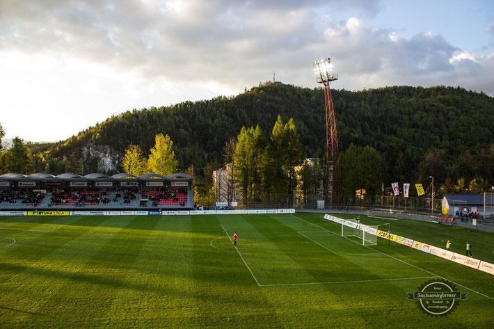 Štadión ŽP ŠPORT -  ŽP Šport Podbrezová