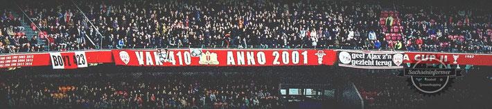 Ajax Amsterdam vs. AZ Alkmaar - Amsterdam Arena