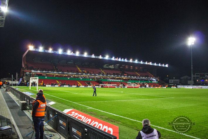 SV Zulte-Waregem vs. KV Oostende Regenboogstadion Jupiler League